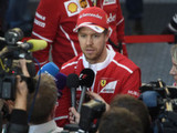 "Vettel: ""In the heat of the action I overreacted"
