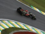 Kovalainen pleased with wet running