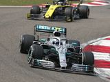 Bottas coy on Mercedes chances despite topping FP2 in China