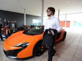 New Alonso museum has room for more trophies