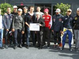 F1 drivers launch Global Fan Survey