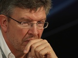 Ross Brawn plays down F1 chief talk