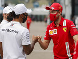 "Hamilton: Racing Point the ""ideal direction"" for Vettel"