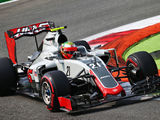 Haas F1 Team with mechanical problems