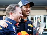 Christian Horner says Daniel Ricciardo would be brave to join teams he's lapping every week