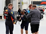 Verstappen: No need to speak about who's fault