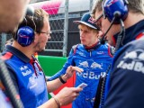 Toro Rosso break silence to thank Hartley