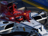 Raikkonen disagrees with Hamilton on difficulty of driving F1 cars