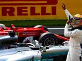 Lewis Hamilton takes pole at Spa, matches Michael Schumacher's record