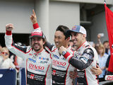 Alonso, Buemi and Nakajima win the 24 Hours of Le Mans in 2018