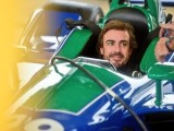 "Fernando Alonso: ""To test the IndyCar on a road course is something special"""