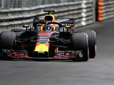 Daniel Ricciardo nurses car home for Monaco win