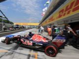 "Toro Rosso's Franz Tost: ""I'm still optimistic that we can finish in fifth"""
