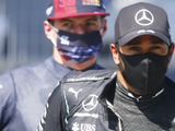 Lewis Hamilton: Collision with Albon felt like 'racing incident'