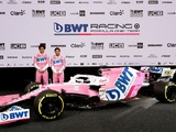 BWT replaces SportPesa as the Title Sponsor of the Racing Point F1 Team