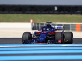 "Brendon Hartley: ""Starting last it was hard to make much headway"""