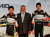 Mallya optimistic he'll be OK after arrest Perez