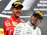 Hamilton on Vettel rivalry: 'We're not 20'