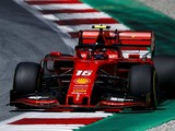 Austrian GP: Ferrari's Leclerc tops FP2 as Bottas, Verstappen crash