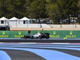 "Hamilton surprised to save ""serious moment"" in French GP FP2"