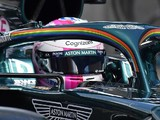 BWT want Aston Martin to revert from green to pink
