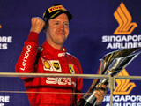 Vettel: 'I have no regrets, but I failed at Ferrari'