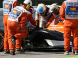 Brundle on Alonso's McLaren woes