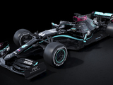 Mercedes to run black livery in 2020 F1 season
