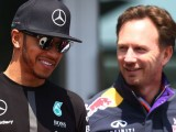 Lewis Hamilton was 'desperate' to sign for Red Bull - Christian Horner