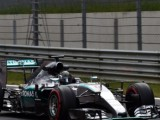 Laps galore as Rosberg claims P1