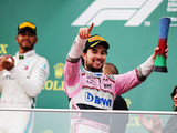 Azerbaijan GP: Race notes - Force India