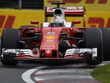Vettel 'very happy' with qualifying lap