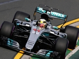 Hamilton quickest as F1 ups the pace
