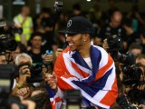 Hamilton's second F1 title: A long time coming
