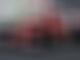 Tyre issues hamper Raikkonen