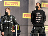"Hamilton insists ""we can't rest"" after making powerful statement with Breonna Taylor t-shirt"