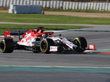 Alfa Romeo happy with progress as Kubica fastest in testing