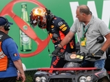 Horner: Renault engine service 'below par'