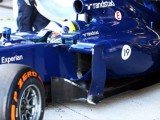 Williams adds 115 laps on FW36 tally