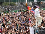 In photos: Story of the British Grand Prix