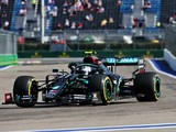 Bottas fastest as Russian GP weekend begins