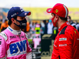 Vettel has big shoes to fill replacing Perez - Brawn