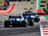United States GP: Race team notes - Williams