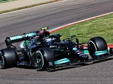 Bottas fronts Mercedes 1-2 in eventful Imola FP1