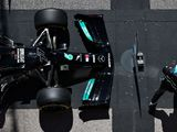 Bottas on pole without being fastest at Portimao