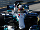 Hamilton admits to celebrating title win too hard