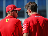 Vettel downplays Leclerc battle for third