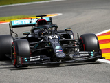 Hamilton claims 93rd F1 pole with new Spa track record; both Ferraris suffer Q2 exit