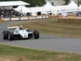 Strong F1 turnout for Goodwood