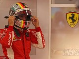 Vettel leads Russia FP1 as Ricciardo hits trouble